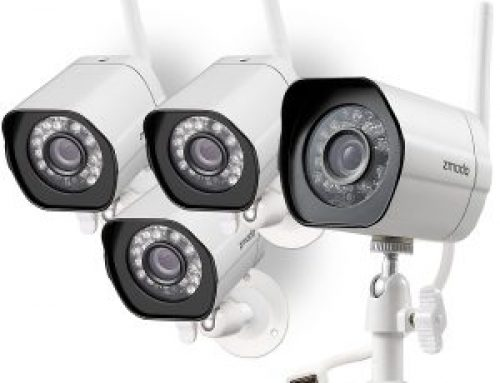 How to Select The Proper IP Camera Systems